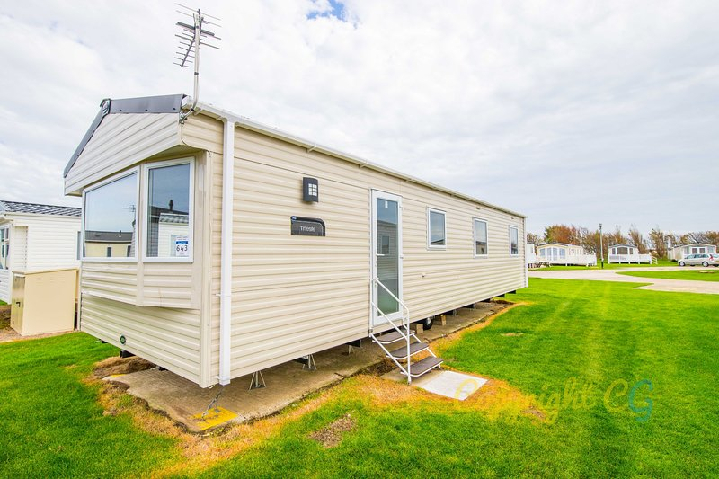 MP643 - Camber Sands Holiday Park - Sleeps 8 - 3 Bedrooms - Additional Toilet, Ferienwohnung in Lydd