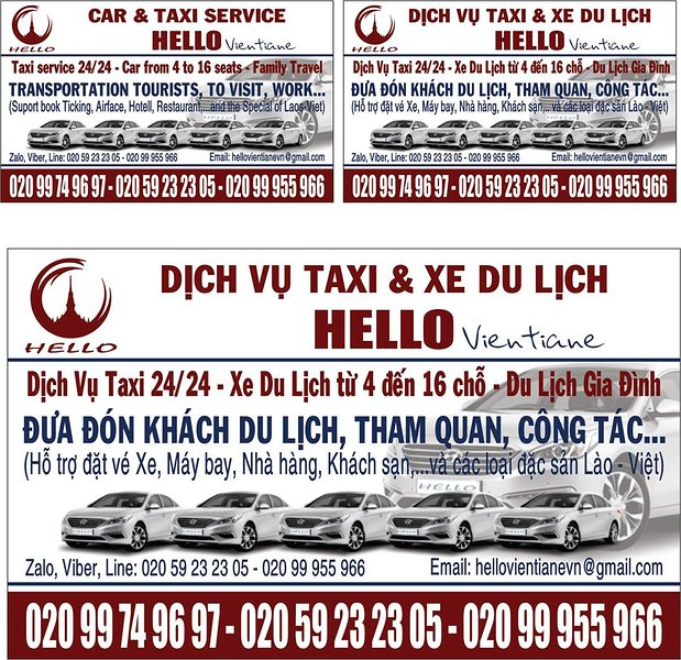 Taxi Hello & Guesthouse, holiday rental in Vientiane