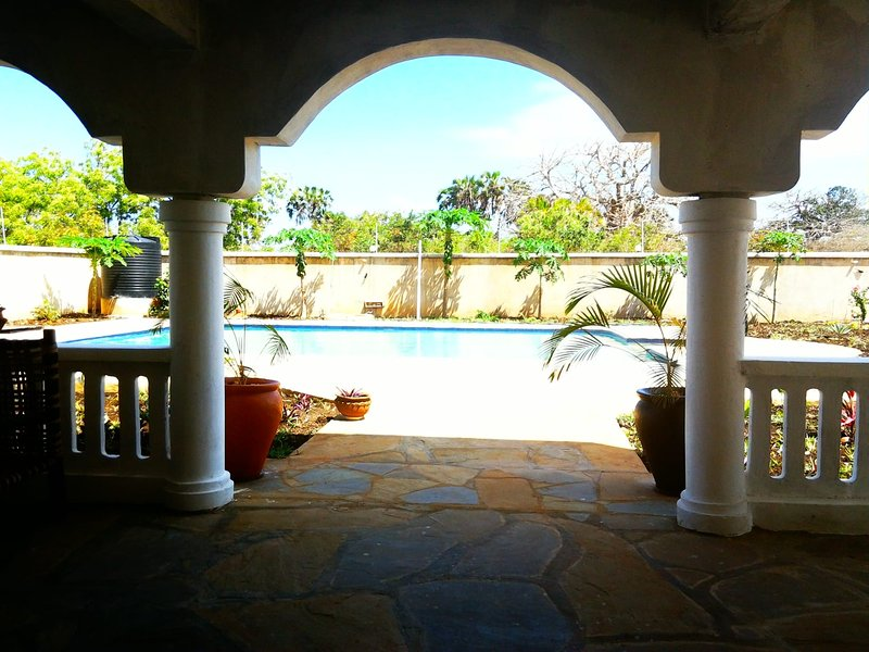 Mare Villa, holiday rental in Kwale