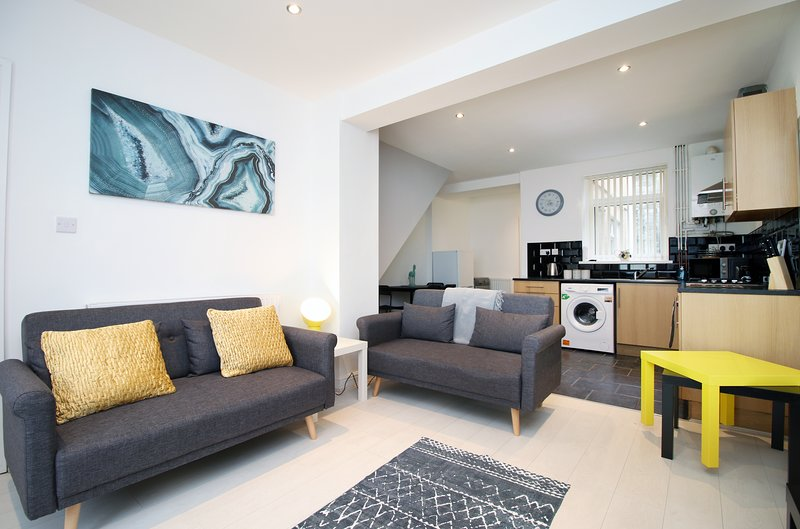 STOP HERE! Swansea City Centre, holiday rental in Sketty