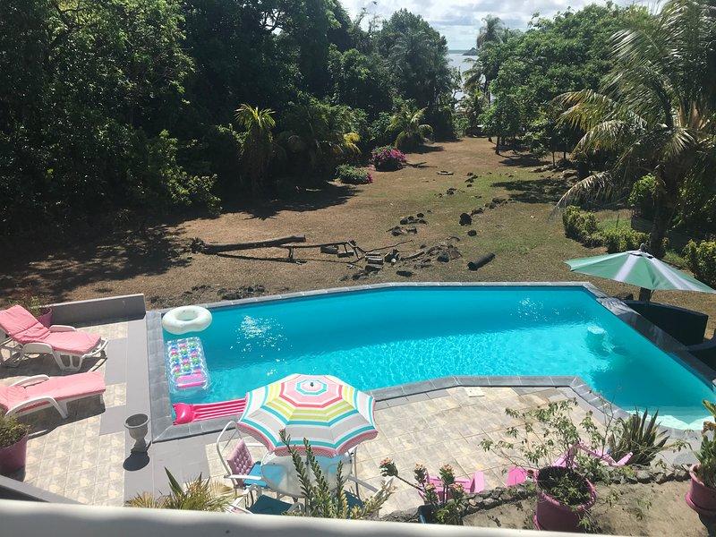 SPLENDIDE STUDIO ET SA PLAGE PRIVÉE, location de vacances à Arrondissement of Cayenne