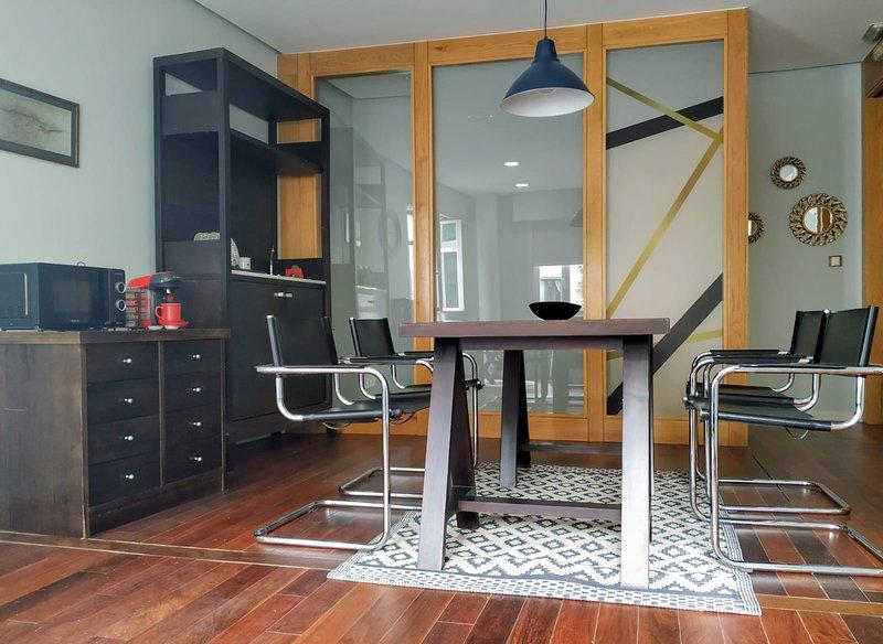 Tu mejor experiencia en la ciudad Termal de Ourense. Ubicación privilegiada, holiday rental in Cenlle