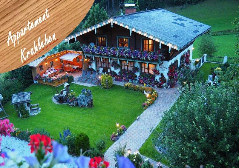 Appartement Krahlehen, holiday rental in Radstadt