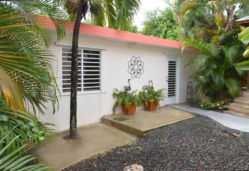 Casita Magnolia, holiday rental in Esperanza