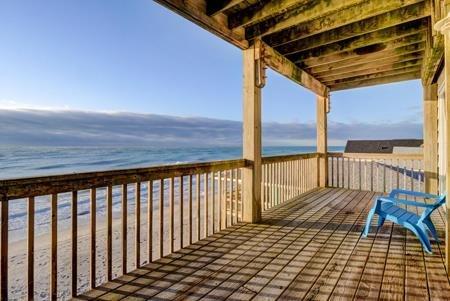 Oceanside Covered Deck