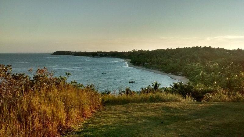 Espelho Beach, gazebo 100 m from the house