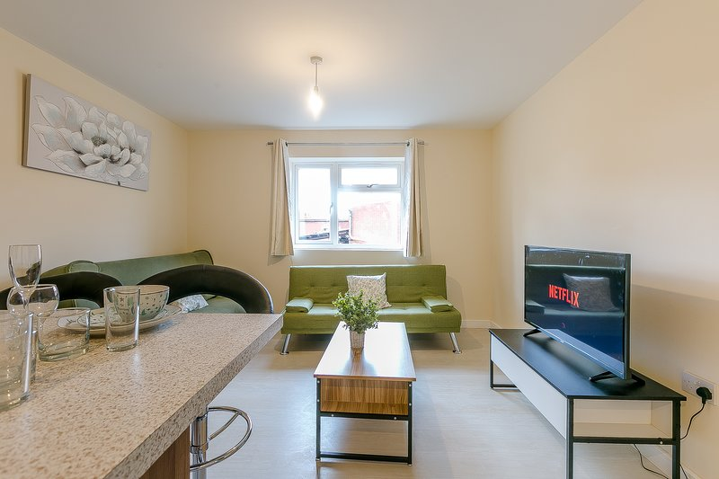 KYNSPARKS LUXURY apartments flat 4, casa vacanza a Kings Norton