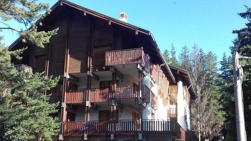 Bardonecchia casa CampoSmith, holiday rental in Bardonecchia