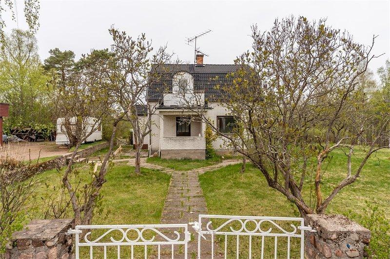 Villa Sommaräng, vacation rental in Ingatorp