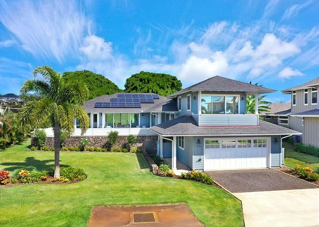 BRAND NEW HOUSE! ** Pool & Jacuzzi in the Poipu Beach Estates, holiday rental in Poipu