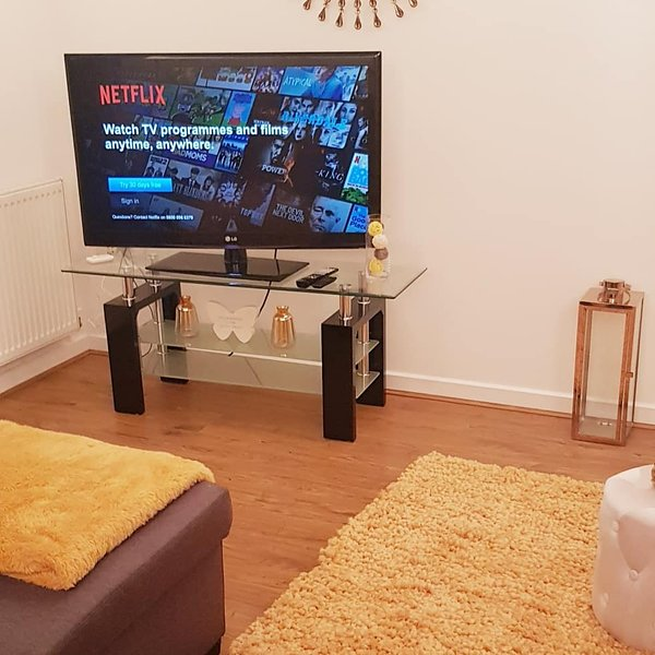 Luxurious City Center Apartment, vacation rental in Romford