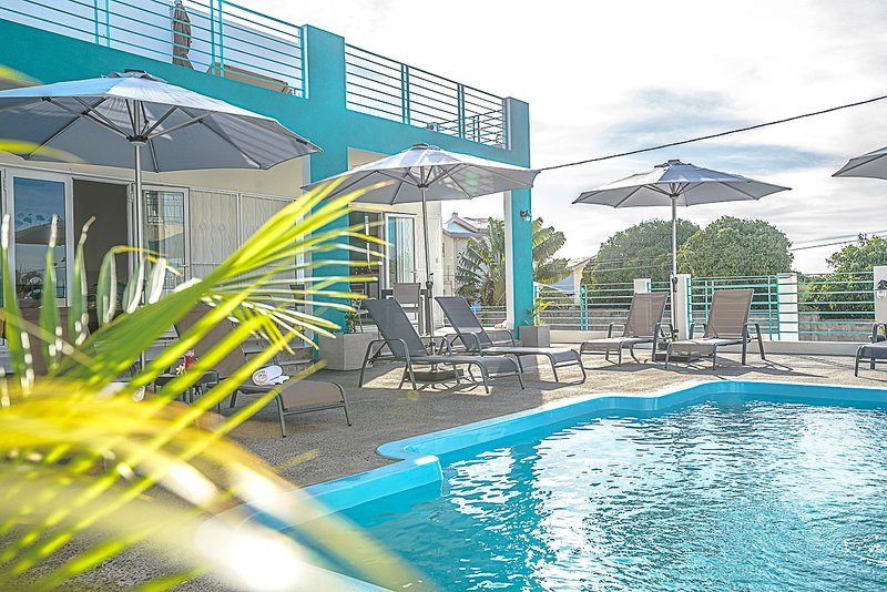 Abiki c-4 appartements autonomes piscine location voitures, vacation rental in Beau Bassin - Rose Hill