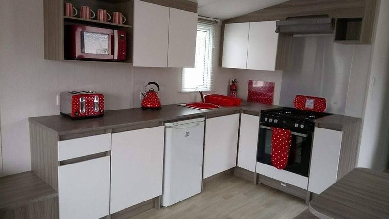 Flamingoland private caravan hire, holiday rental in Little Habton