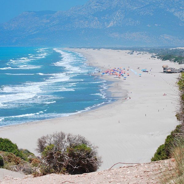 Patara Beach - 20min away