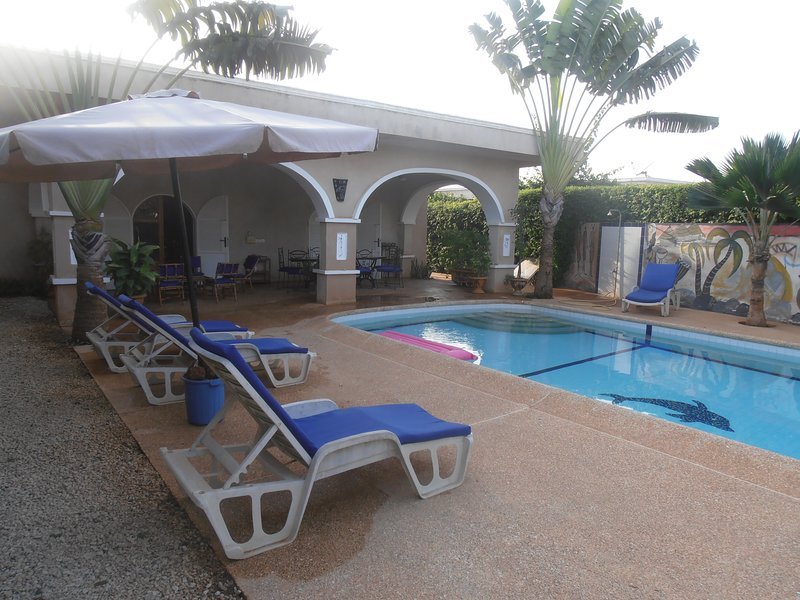 Keur Zoizo;so lovely villa 6pers piscine privée, vacation rental in Thies Region
