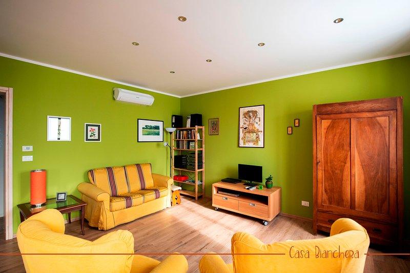 Casa Bianchera, holiday rental in Savogna d'Isonzo