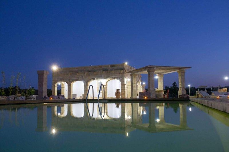 Villa'La Sita'  nel cuore del Salento, vacation rental in Montesardo