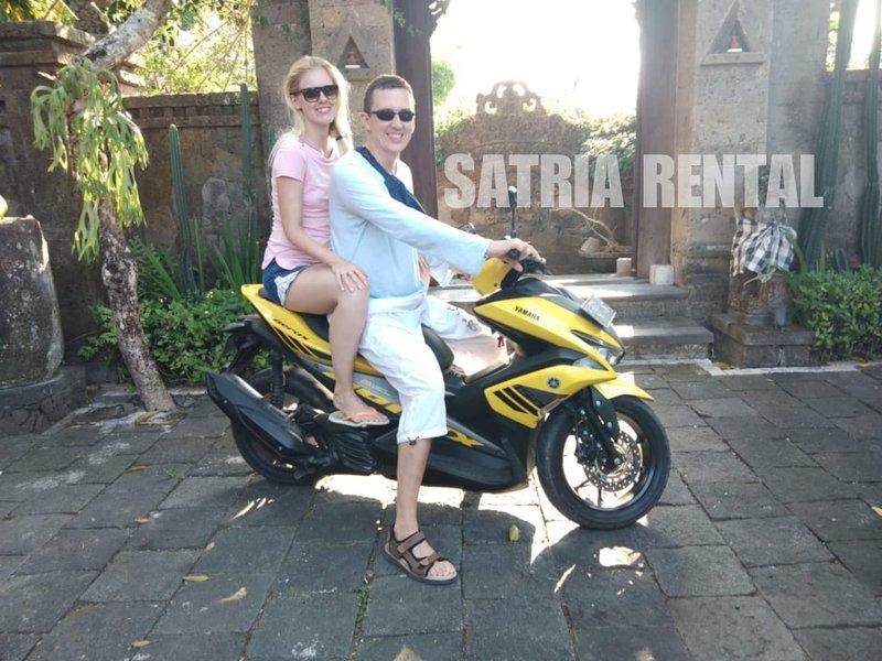 Best Scooter Rental on Jimbaran with 5 Stars Review on Google, alquiler vacacional en Kedonganan