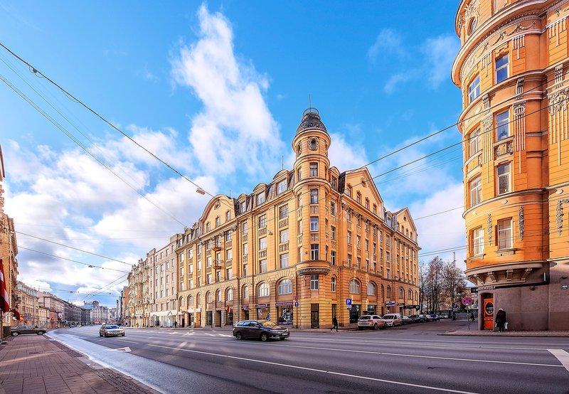 Silent Gatsby, location de vacances à Riga