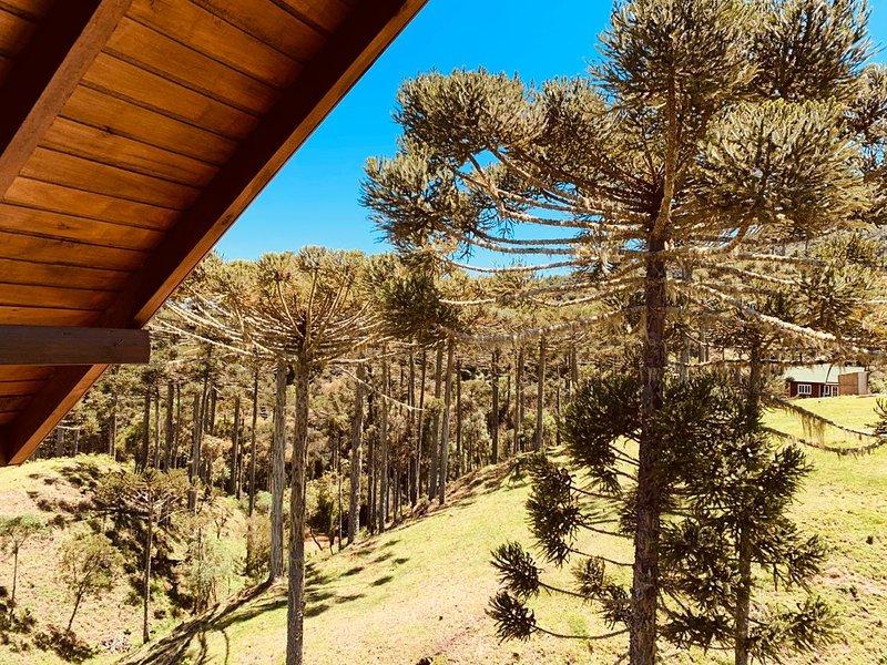 Chalé Urubici 08- Morada nas Montanhas, location de vacances à Urubici