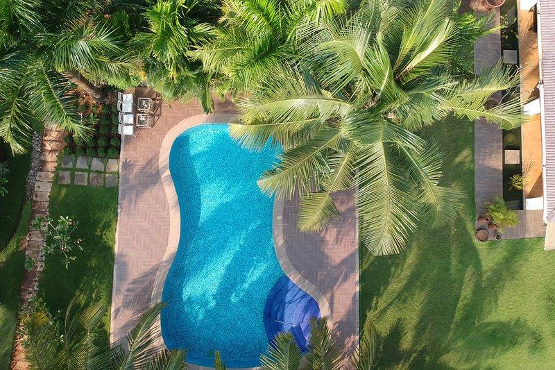 Wings on Water by Vista Rooms, aluguéis de temporada em Torxem
