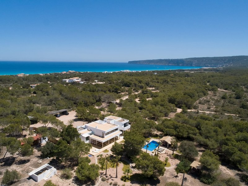 Villa Leonor in Formentera, vacation rental in Formentera