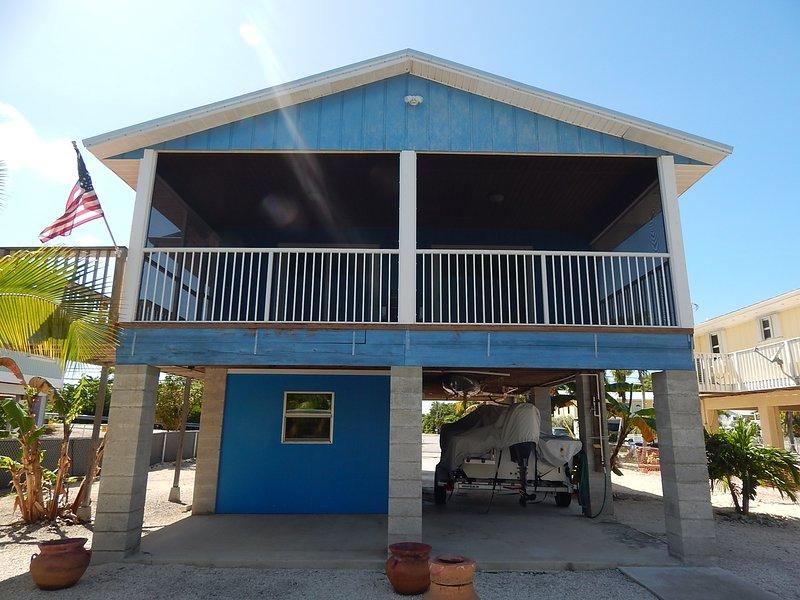 Blue Heron, vacation rental in Big Pine Key