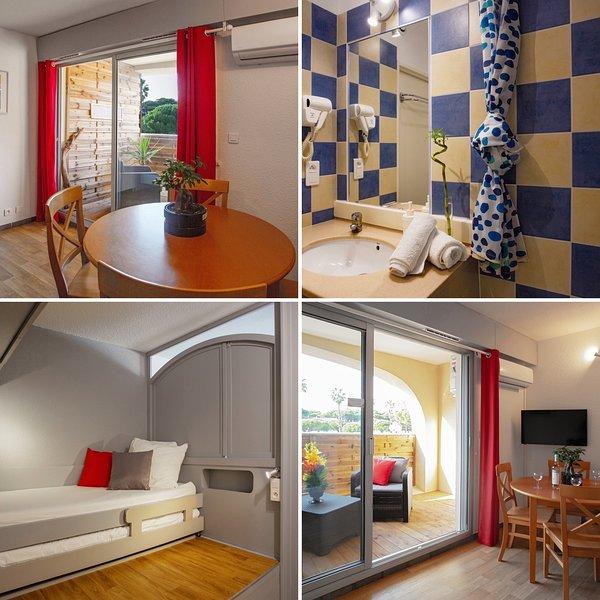 La Cigale Varoise - Terrasse & Plage à 300m (122), holiday rental in Giens