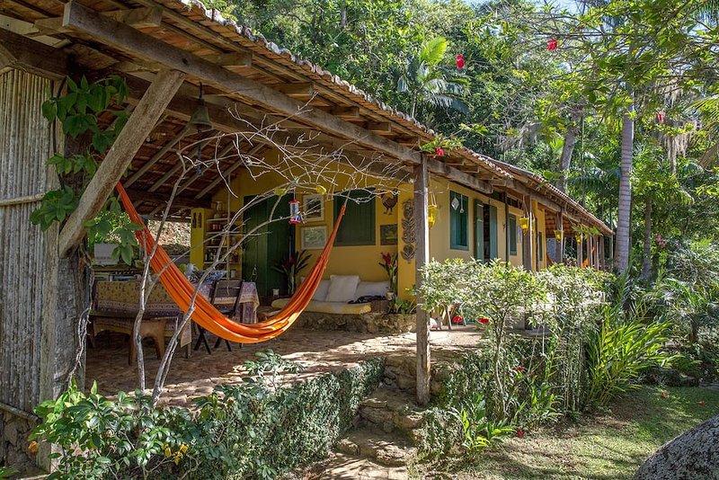Angra dos Reis Island Seaside Villa, casa vacanza a Angra Dos Reis