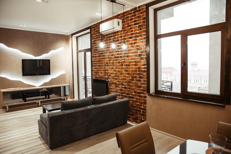 Uman Sguare Apartament, location de vacances à Cherkasy Oblast