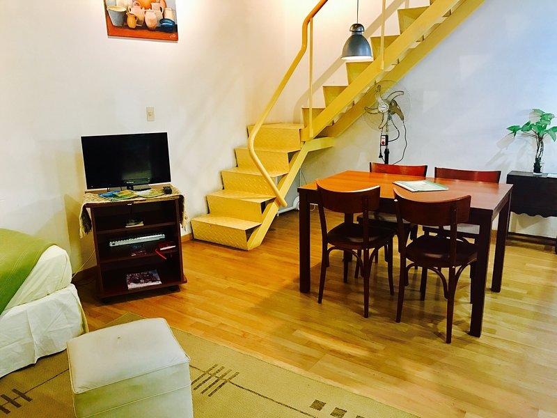 Duplex Loft 2 - San Telmo, holiday rental in Veinticinco de Mayo