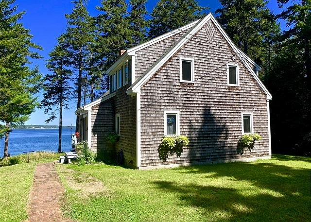 Driftwood Cottage in Port Clyde – semesterbostad i Cushing