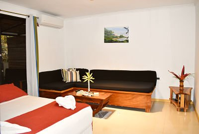 One-bedroom apartment at Fuego Lodge, CR, holiday rental in Carmen