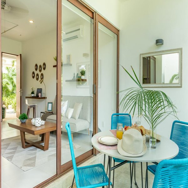 Boho-chic Loft with VIP Services, vacation rental in Chacalal