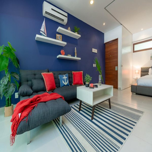Brand New Nautic Loft, vacation rental in Chacalal