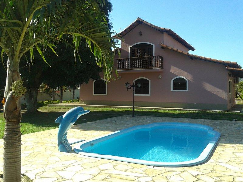 Casa Temporada - Região dos Lagos - Incrível, alquiler de vacaciones en Iguaba Grande