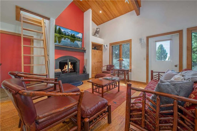 Rendezvous B5 - 2BR plus Loft, vacation rental in Jackson Hole