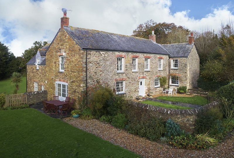 Trencreek Farmhouse, location de vacances à Portloe