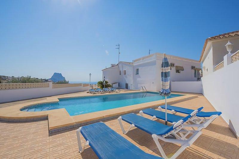 Villa Canuta de Ifach - Costa CarpeDiem, holiday rental in Calpe
