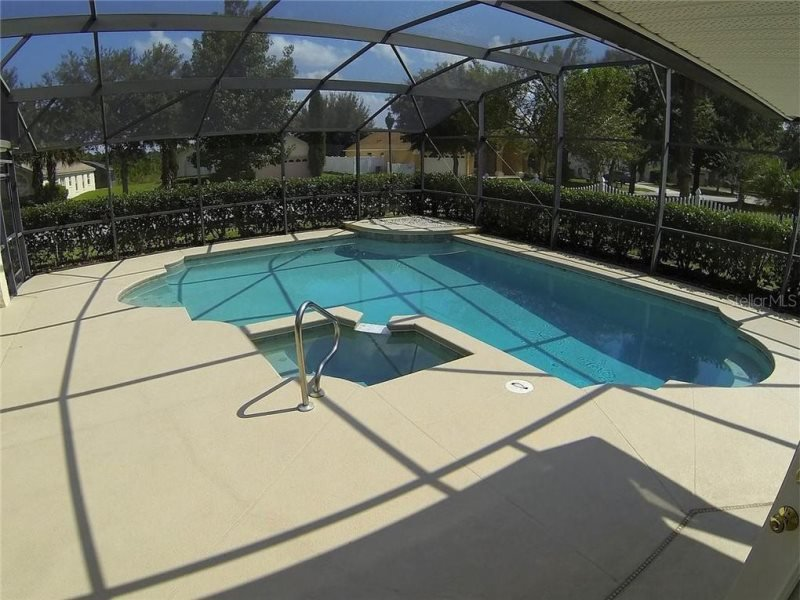 Make yourself at home on our south facing deck with pool and spa - #514, holiday rental in Bay Lake