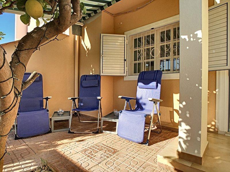 San Pedro del Pinatar, Casa Naranja - 2109, alquiler de vacaciones en San Pedro del Pinatar