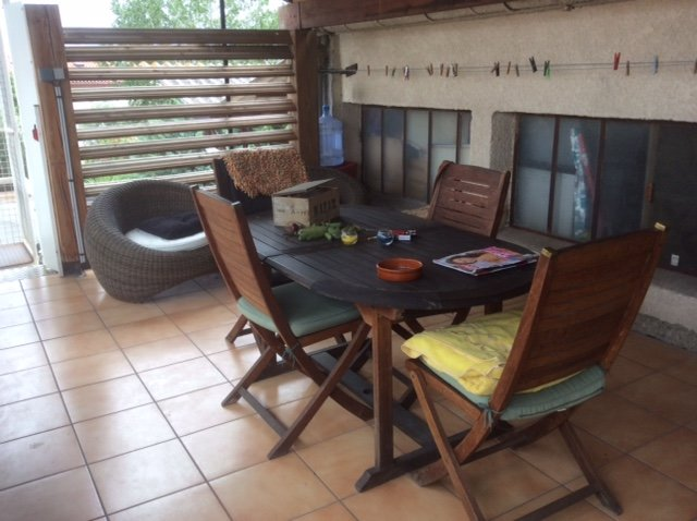 Spacious apt with terrace, holiday rental in Vinca