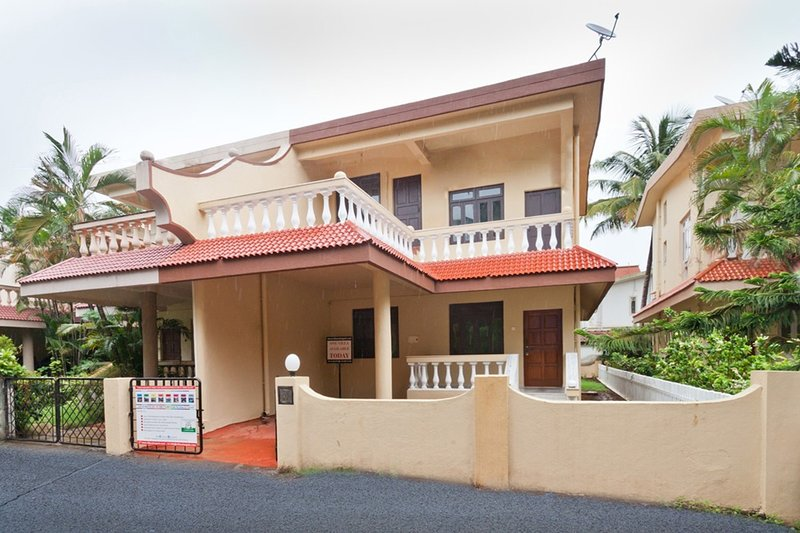 Well furnished villa for rent in Candolim