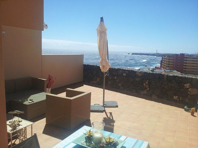 Relax and Quiet Apartment Poris Tenerife - Canary Islands, vakantiewoning in Poris de Abona