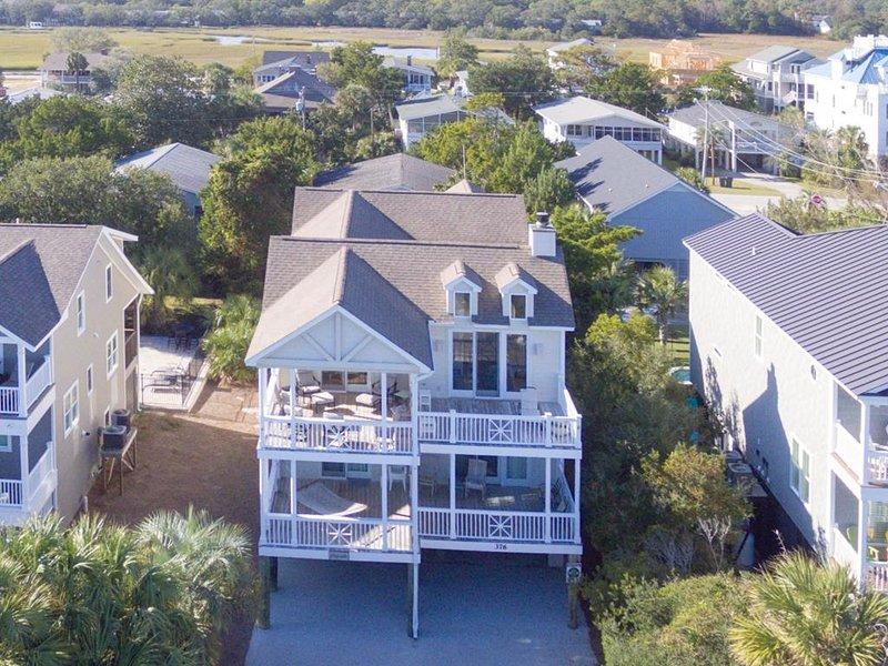 Flipside Ocean View house, location de vacances à Pawleys Island