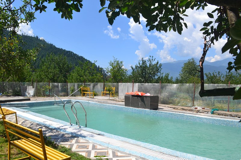 The Countryside Villa, Manali, holiday rental in Karjan