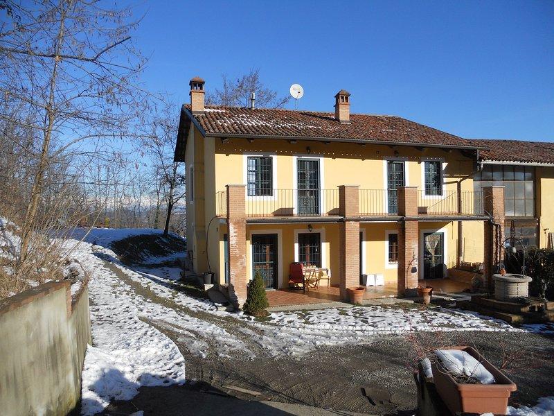 villa per feste, eventi, addii al celibato, vacation rental in Sciolze