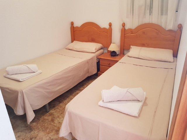 2 bedroom, ground floor apartment, air-con, UKTV, Wi-Fi DC051, holiday rental in Punta Prima