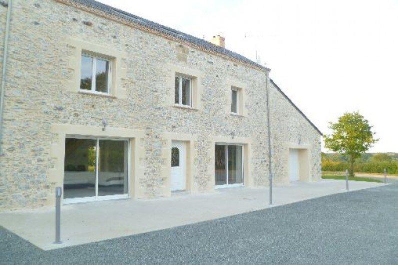 Gîte La Cour de Lévrizac, vacation rental in Blain