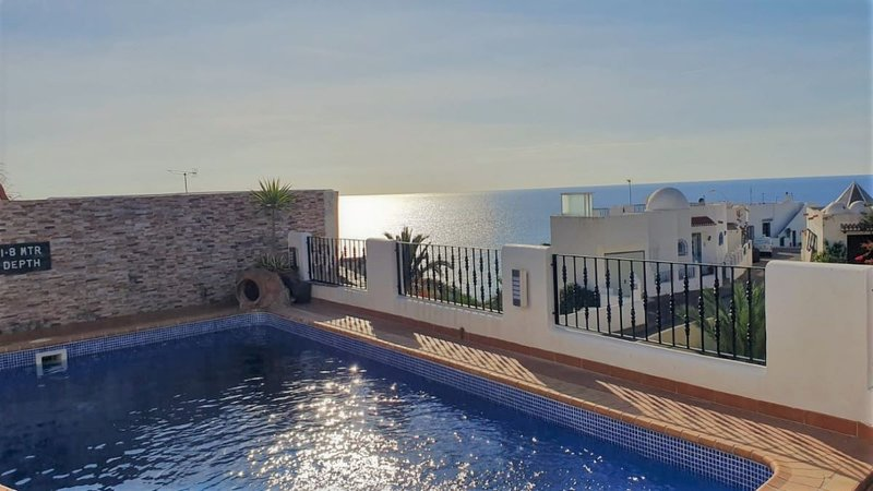 El Nido, vacation rental in Mojacar